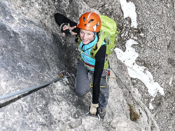 Klettersteig Tannheimer Tal : Klettersteig tagestouren im allgäu und ausserfern bergschule vips