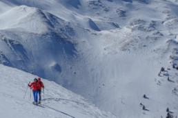Skitouren in Obernberg